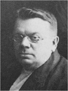 Eugen Filippowitsch ALONOV  Rektor 1924-1928