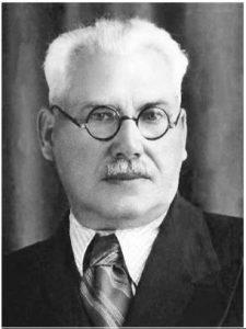 ERDMAN Michail Iossifowitsch Rektor 1933-1936
