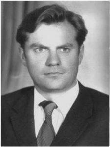MOGILENKO Anatolij Filimonowitsch Rektor 1995 - 1998