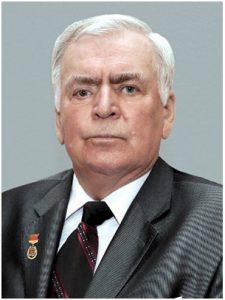 JATUSSEWITSCH Anton Iwanowitsch Rektor 1998 - 2016