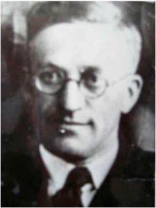 BELKIN Grigorij Jakowlewitsch Rektor 1937- 1941