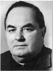 LEMESCH Wladimir Filippowitsch Rektor 1944 - 1968