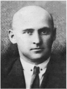 UWAROV Iwan Wassiljewitsch Rektor 1931-1933