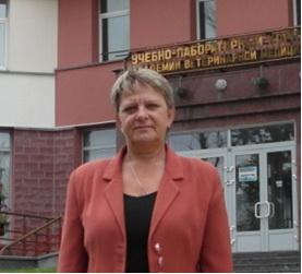 Микуленок Валентина Гордеевна