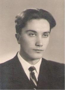 Анисим И.А. - секретарь комсомольской организации