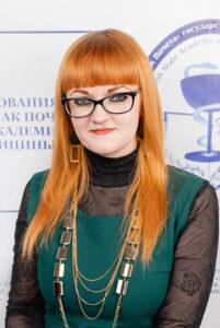 Чаплинская Лилия Михайловна