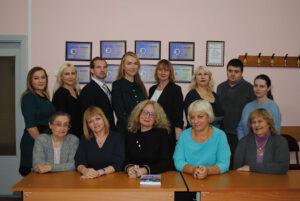 Состав кафедры в 2020-2021 учебном году