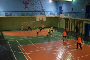 Первенство по мини-футболу среди общежитий УО ВГАВМ