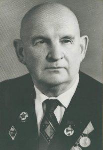 Федоров Александр Дмитриевич  заведовал кафедрой в 1933-1966 гг.
