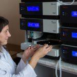 Хроматографические исследования