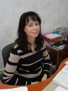 Исаченко Марина Олеговна
