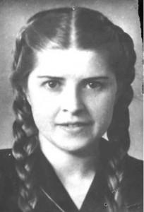 Кулагина В.С. – секретарь комсомольской организации