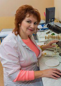 Марченко Ирина Владимировна