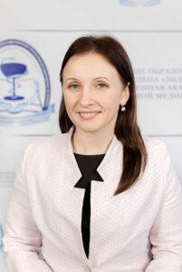 Мирончик Светлана Валерьевна