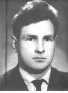 Митрофанов А.Г. - секретарь  комсомольской организации