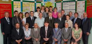 Коллектив кафедры в 2013 году.