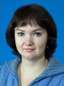 Антимонова Юлия Владимировна