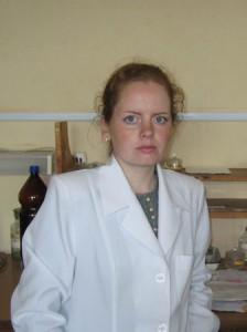 Блоцкая Кристина Сергеевна