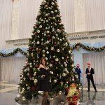 Президентская елка страны