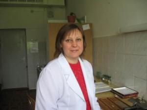 Лаенко Ирина Ивановна