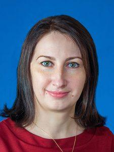 Левкина Вера Александровна