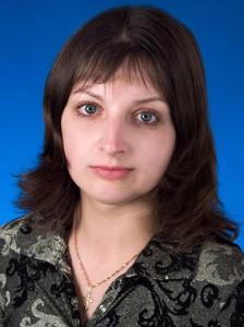 ВОРОНОВА Кристина Евгеньевна