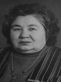 Капитонова Мария Ивановна