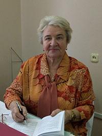 Ятусевич Валентина Петровна