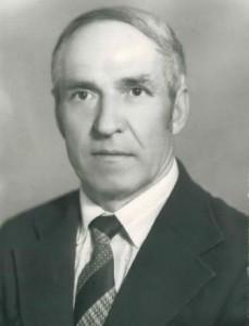 Павлов Виктор Степанович  (1965-1977 гг.)
