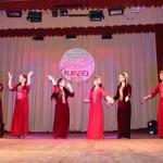 Женскии народныи танец 1