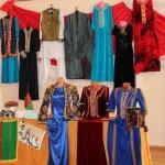 Выставка народных костюмов