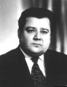 Спиридонов Бронислав Степанович  кандидат ветеринарных наук, доцент