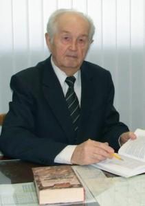 Профессор К.Д. Валюшкин