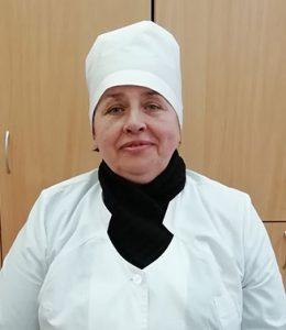 Буевич Галина Иосифовна, лаборант