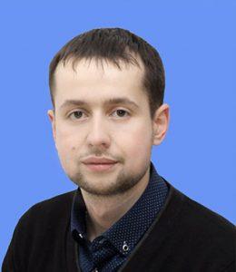 Богуш Илья Юрьевич, ординатор