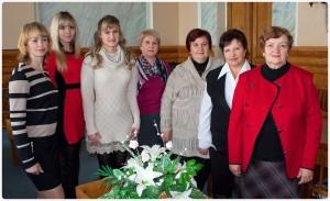 Коллектив редакционно-издательского отдела в 2013 году