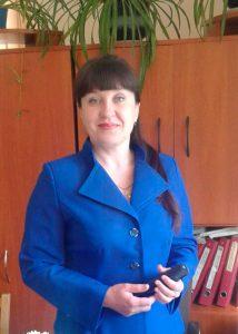 Долженкова Елена Александровна