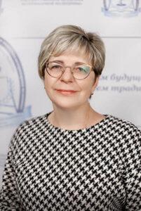 Томашева Нина Михайловна