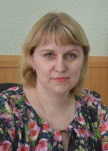 Синицкая Елена Олеговна