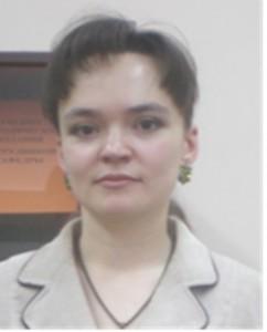 Летунович Елена Васильевна