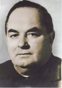 Лемеш В.Ф. – первый декан факультета (1933-1938 гг.)