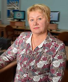 Большакова Людмила Павловна