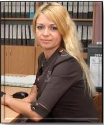 ЗАСИНЕЦ    МАРИНА  ВАЛЕРЬЕВНА    лаборант