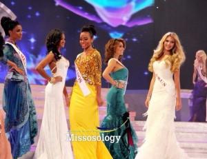 Мисс Мира - 2013