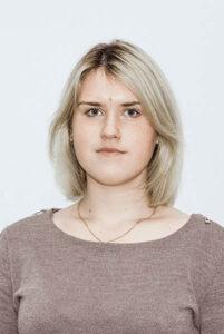 Анискевич Алина Николаевна