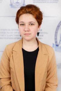 Дарасевич Александра Сергеевна