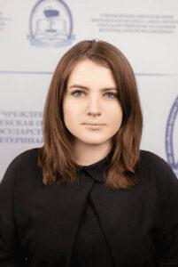 Машкова Виктория Олеговна