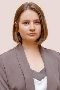 Остроухова Виктория Александровна