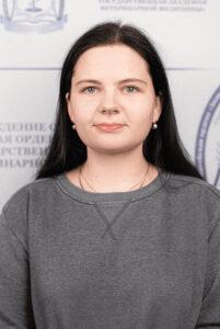 Семененко Алиса Алексеевна