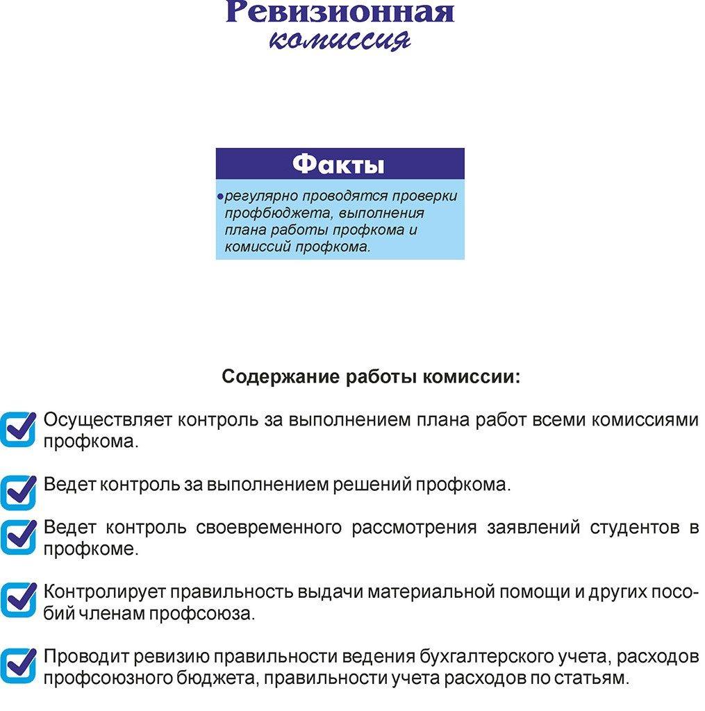 Ревизионная комиссия